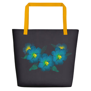 Night Garden Shopper Tote