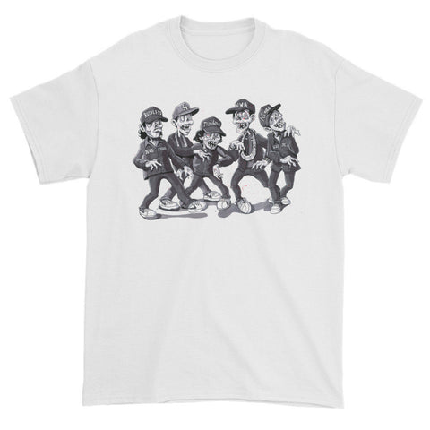 Zombies For Life Short sleeve t-shirt