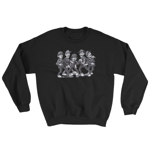 Zombies For Life Sweatshirt