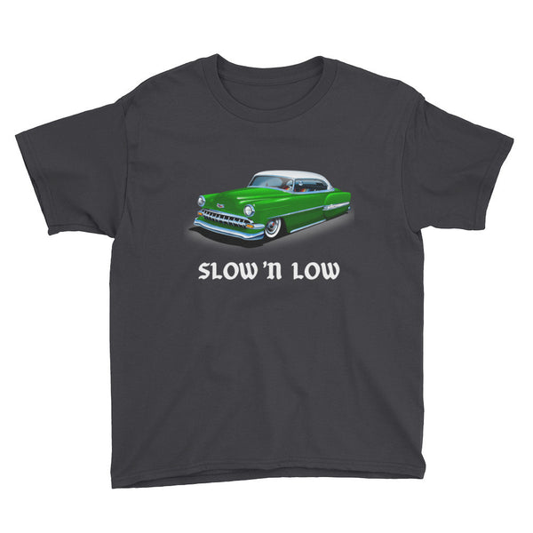 Slow 'N Low Youth Short Sleeve T-Shirt