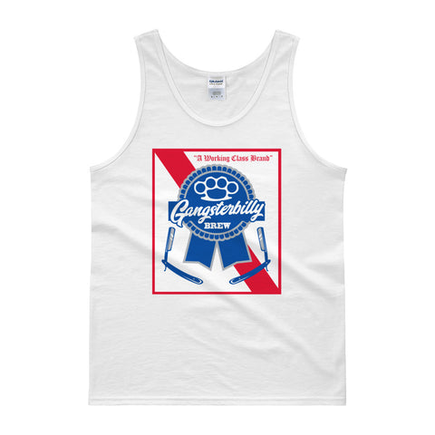 Gangsterbilly Re-release Brew Tank top