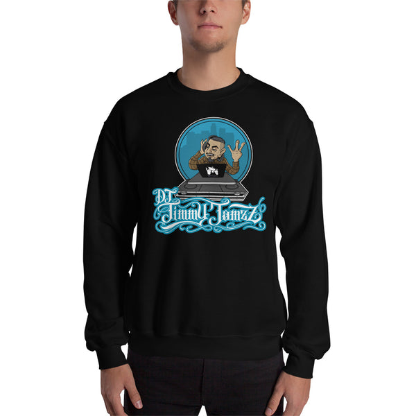 DJ Jimmy Jamzz Sweatshirt by Castro