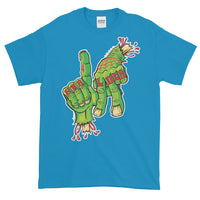 Gangsterbilly Re-release Hardluck LA Short-Sleeve T-Shirt