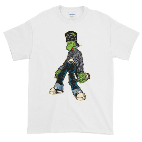 Gangsterbilly Re-release Frankenbilly Short-Sleeve T-Shirt
