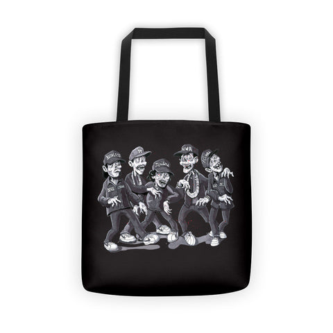 Zombies For Life Tote bag