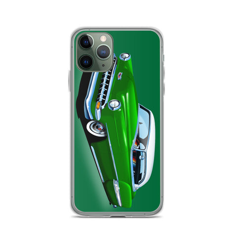 Slow 'N Low '54 iPhone Case
