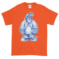 Frankie Pencil Sketch Short sleeve t-shirt