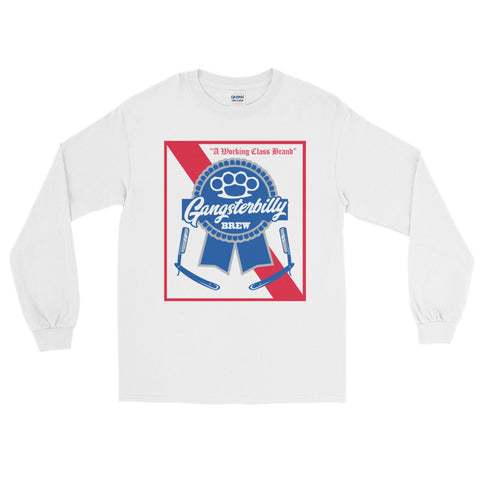 Gangsterbilly Re-release Brew Long Sleeve T-Shirt