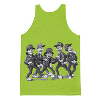 Zombies For Life Unisex Classic Fit Tank Top