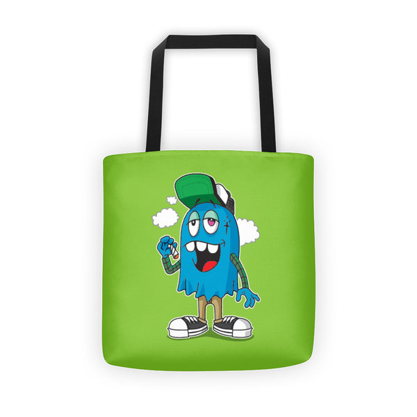 """Indo Smoke"" Tote bag"