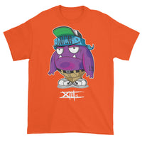 """Purple Stuff"" Short sleeve t-shirt"