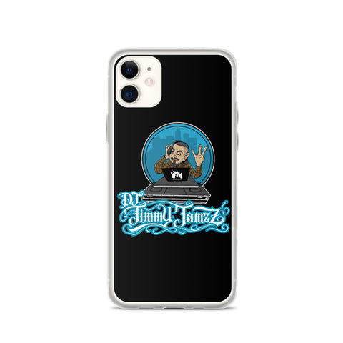 DJ Jimmy Jamzz iPhone Case