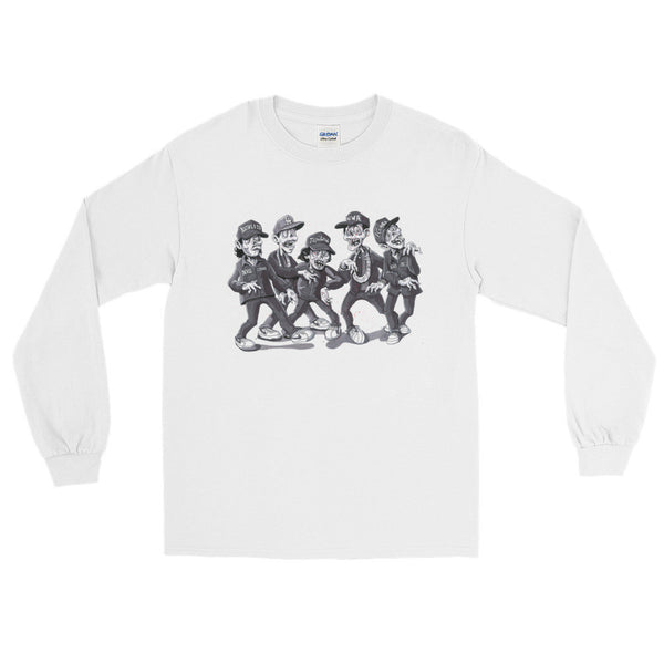 Zombies For Life Long Sleeve T-Shirt