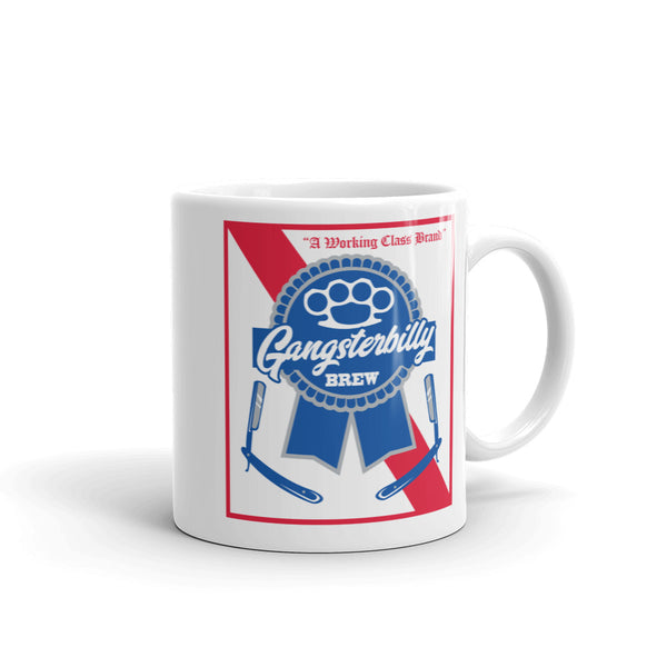Gangsterbilly Brew Mug