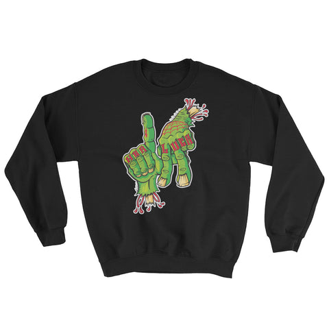Gangsterbilly Re-release Hardluck LA Sweatshirt