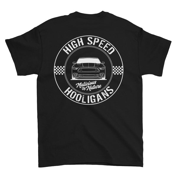 High Speed Hooligans Short sleeve t-shirt