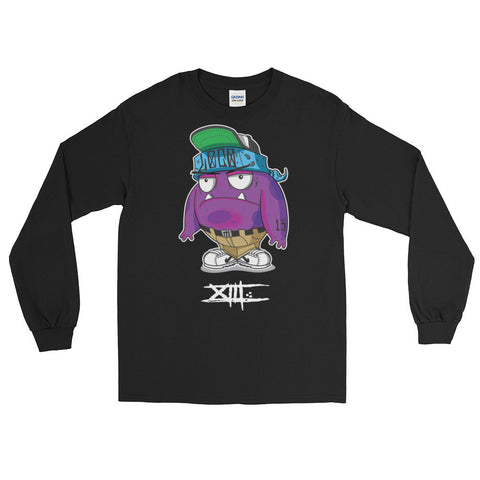 """Purple Stuff"" Long Sleeve T-Shirt"