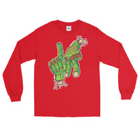 Gangsterbilly Reissue Hardluck LA Long Sleeve T-Shirt