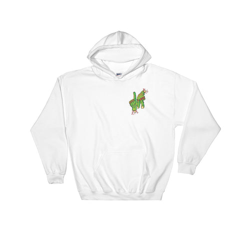 Gangsterbilly Re-release Hardluck LA Hooded Sweatshirt