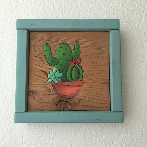 Cactus Mini Painting No. 1
