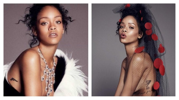 Check Out Rihanna's Fiercest Looks