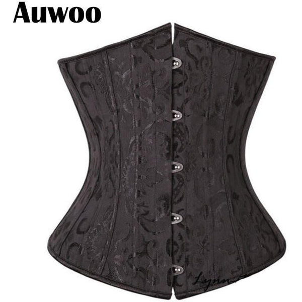 Embroidered Underbust Corsets