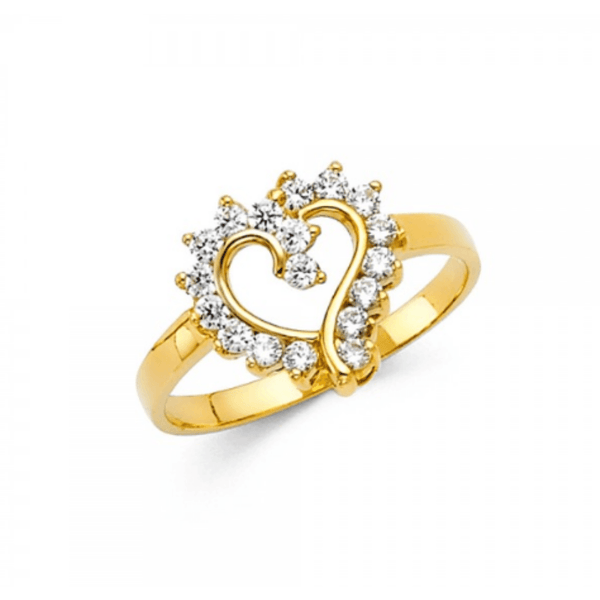 FANCY RINGS - My Sweet Heart 14KY