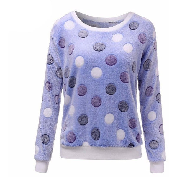 JACKETS & SWEATSHIRTS - Cute Femenine Sweatshirt