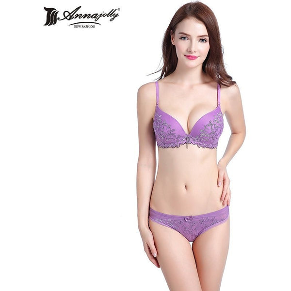 Panties Women Top Bra Sets