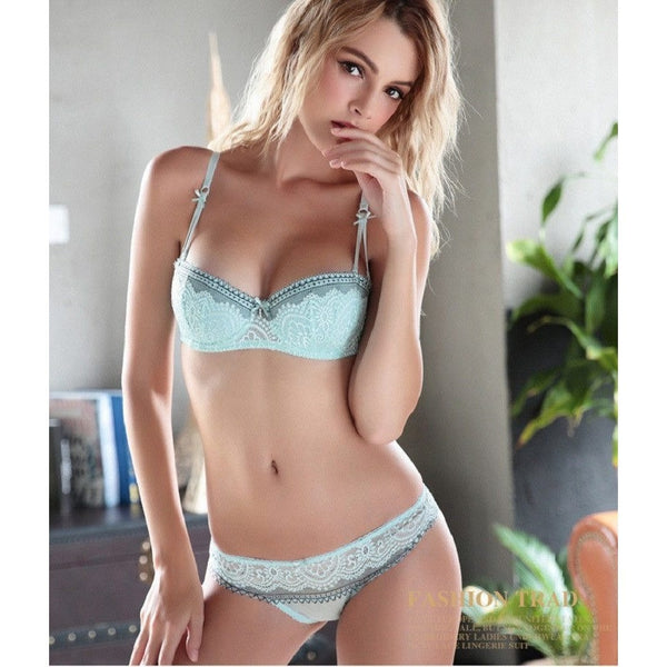 Panty Set Underwear Bra Sets