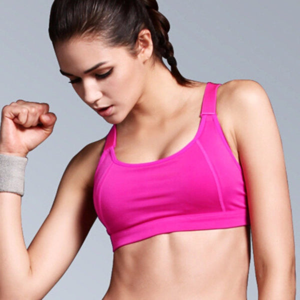 SPORTS BRA - Miss Yoga Sports Bra