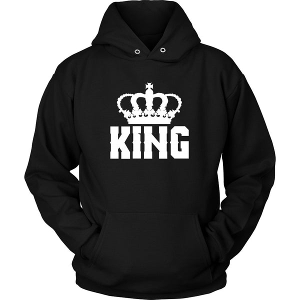 Tees & Hoddies - YOUR KING HODDIE