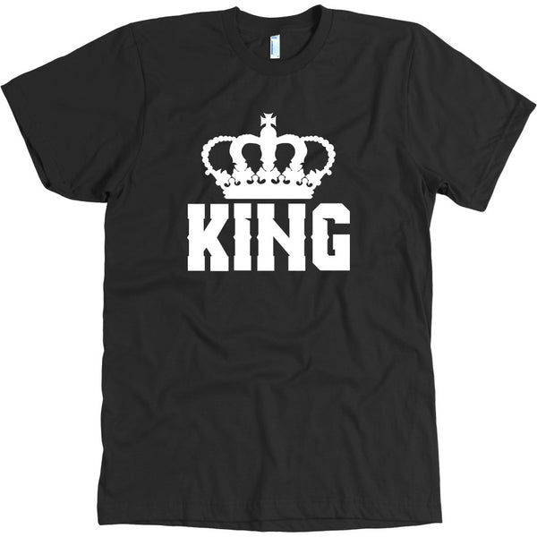 Tees & Hoddies - YOUR KING TEE