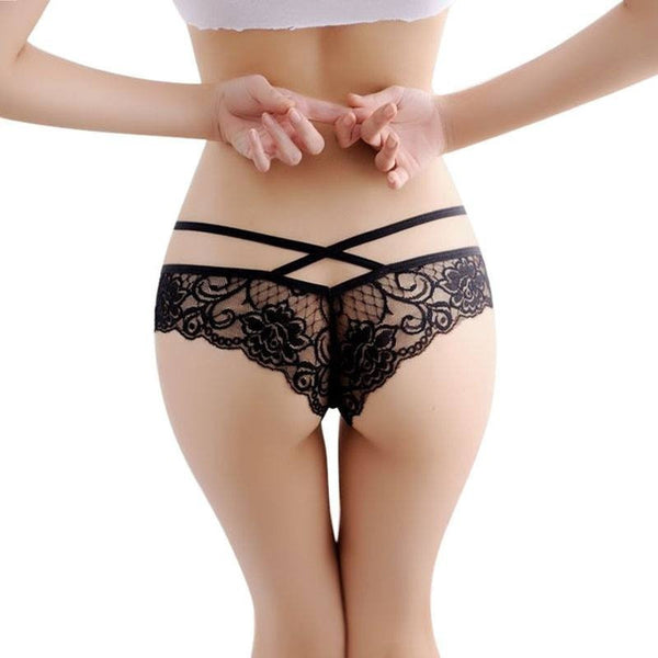 Transparent Lingerie Knickers Panty V String