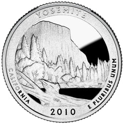 2010 SILVER Proof