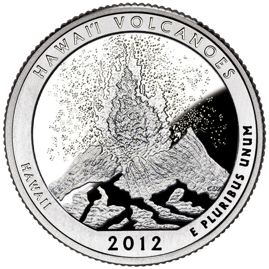 2012 SILVER Proof