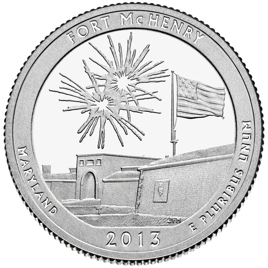 2013 SILVER Proof