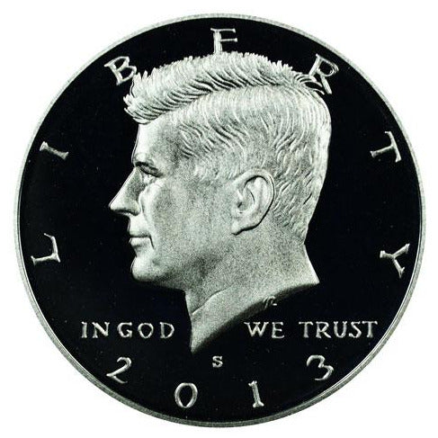 2013 S Kennedy Half Dollar - Clad Proof