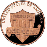 2015 S Lincoln Shield Cent - Proof