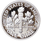 2015 S Roosevelt Dime - Silver Proof
