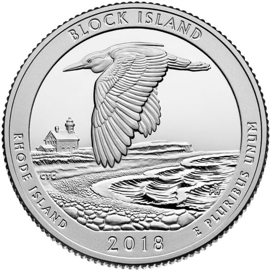 2018 SILVER Reverse Proof