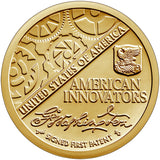 2018 P&D American Innovation $1 Uncirculated Set