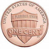 2017 S Lincoln Shield Cent - Enhanced Uncirculated