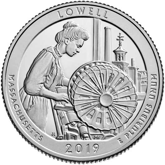 2019 SILVER Proof