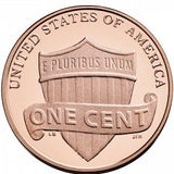 2013 S Lincoln Shield Cent - Proof