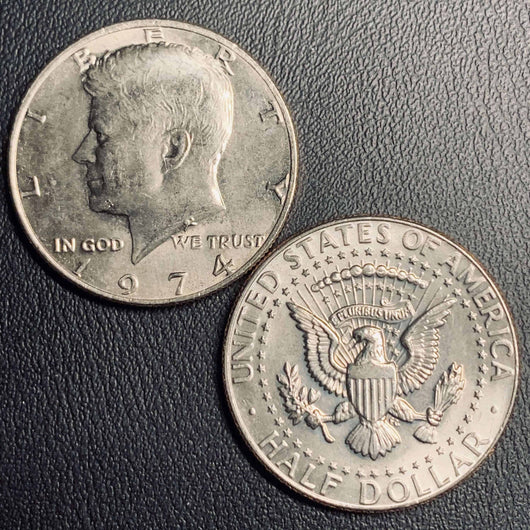 1974 P&D Kennedy Half Dollar