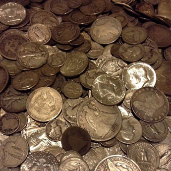 1 oz Ounce Old 90% Silver US Coins Bullion Pre-1964