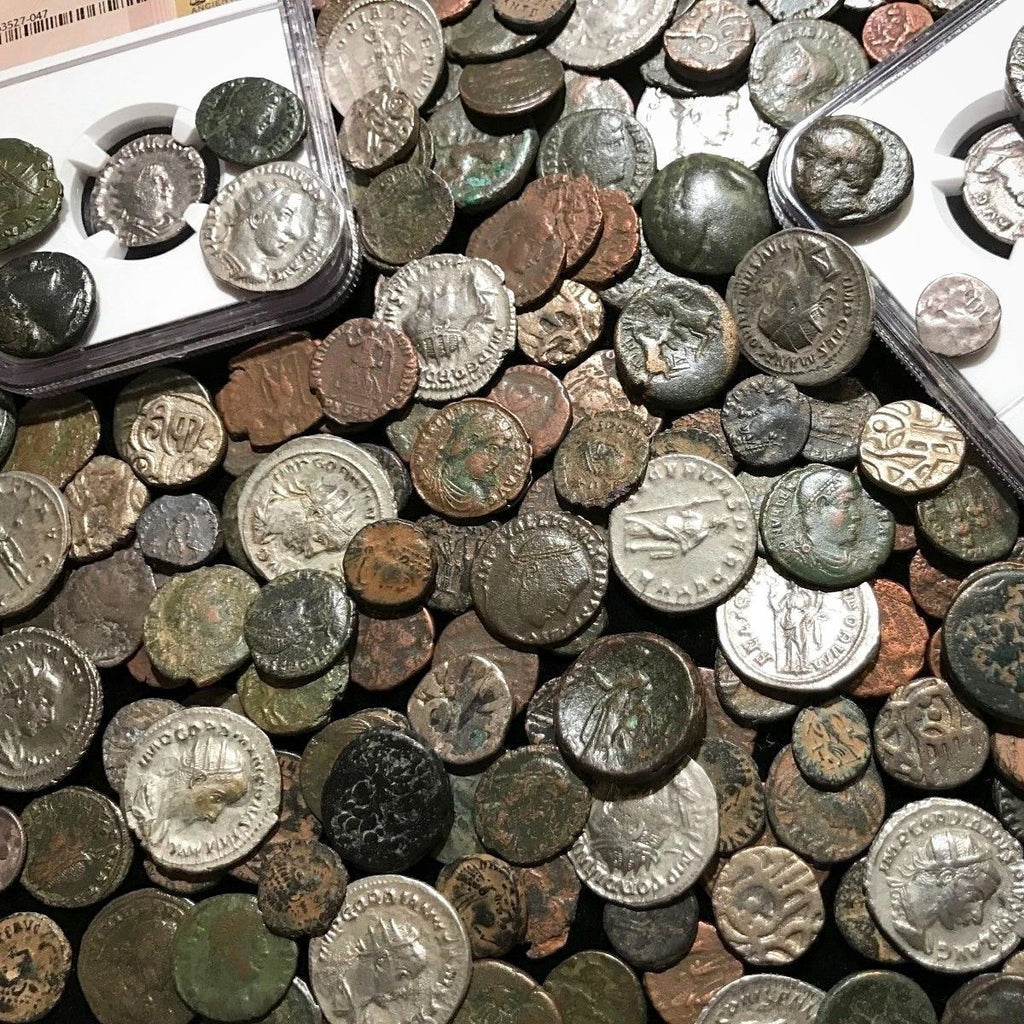 gold and silver coins for sale