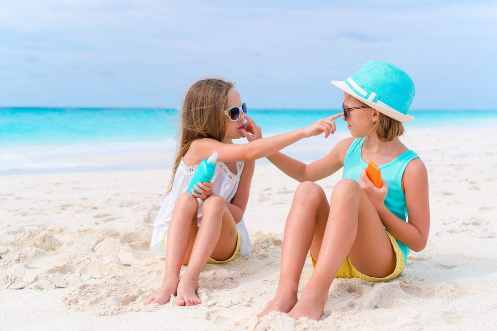 The Best Sunscreen For Kids (and Sensitive Skin)
