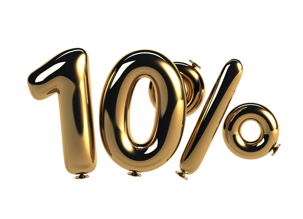 safe 10% on all orders storewide